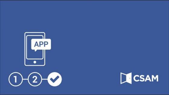 Activer une application pour obtenir un accès via un code de sécurité